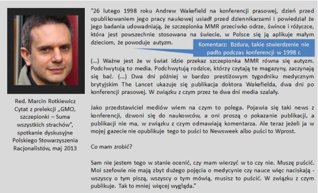 Marcin Rotkiewicz suma wszystkich strachow